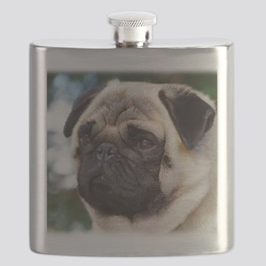 Pug AA014D-008 Flask