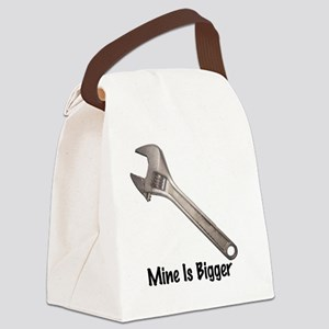 wrenchthong Canvas Lunch Bag