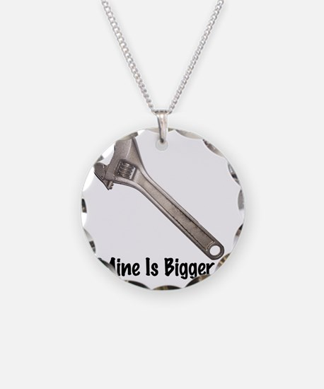 wrenchthong Necklace