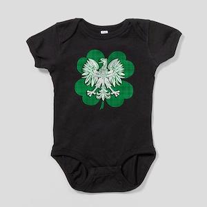 Irish Polish Heritage Body Suit