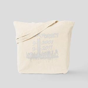 NeverForgetGray1 Tote Bag