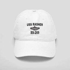 USS RASHER Cap