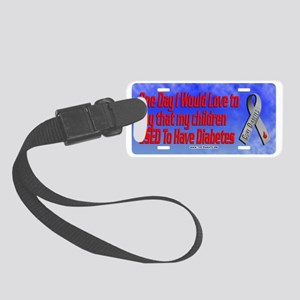 children Small Luggage Tag
