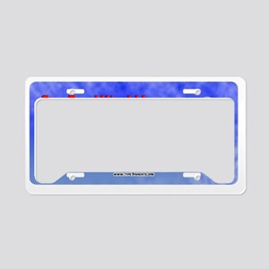 daughter License Plate Holder