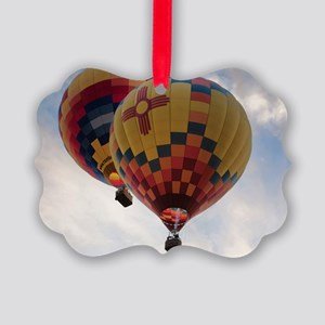 Balloon Poster Picture Ornament