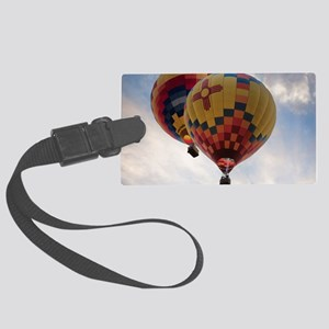Balloon Poster Large Luggage Tag