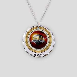 MIA_LOGO_APPAREL_VERSION_2 Necklace Circle Charm