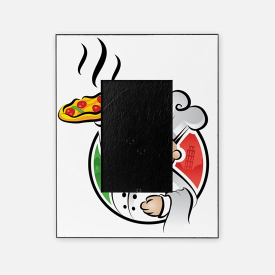 PizzaCasa LOGO Picture Frame