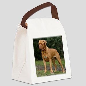 Dogue de Bordeaux 9Y201D-193 Canvas Lunch Bag