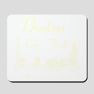 Boston_10x10_Skyline_TheHub_Cream Mousepad