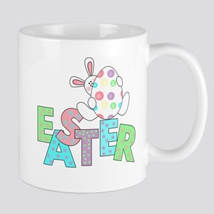 Bunny With Easter Egg Mug