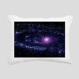 492456main_Swift_M31_lar Rectangular Canvas Pillow