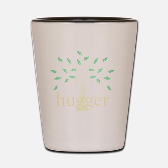 Personality_TreeHugger Shot Glass