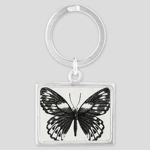 butterflydarksm Landscape Keychain