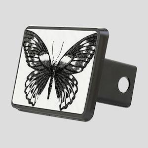 butterflydarksm Rectangular Hitch Cover