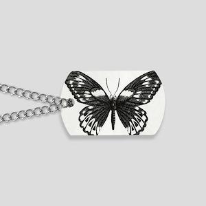 butterflydarksm Dog Tags