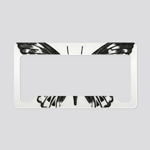butterflydarksm License Plate Holder