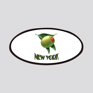 OLIVE NEW YORK Patches
