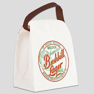 bushkillbeer37 Canvas Lunch Bag