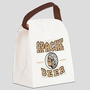 apachebeercolor Canvas Lunch Bag