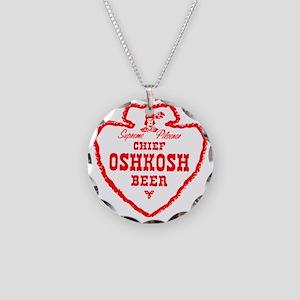 oshkoshbeer1951 Necklace Circle Charm