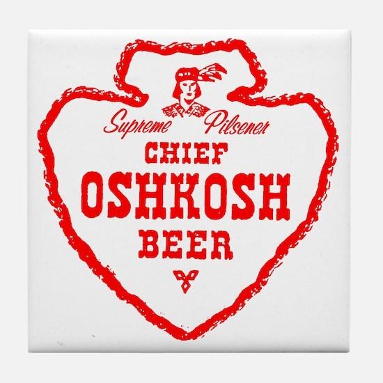 oshkoshbeer1951 Tile Coaster