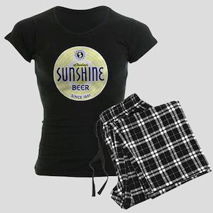 sunshinebeer Women's Dark Pajamas