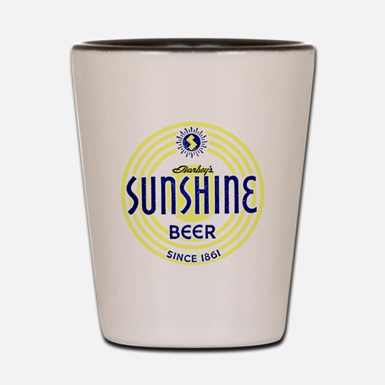 sunshinebeer Shot Glass