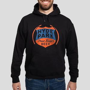 hydeparkbeerwhite Hoodie (dark)