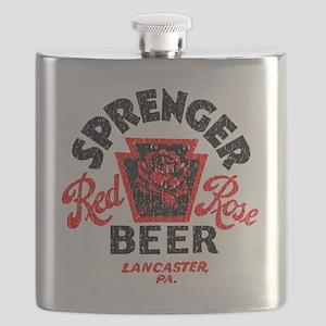 sprengerredrosebeer Flask