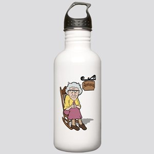 20464382 Stainless Water Bottle 1.0L