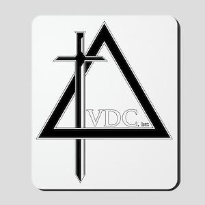 VDCLogoVDCSmallInside Mousepad