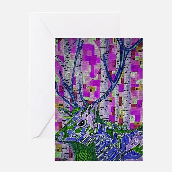 elk journal Greeting Card