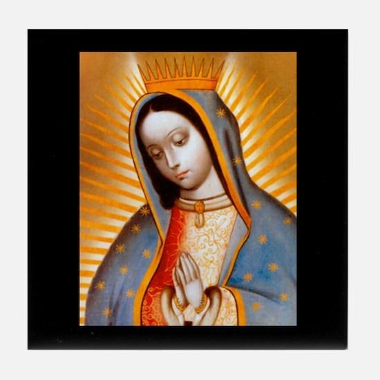 Virgen de Guadalupe - Patrone Tile Coaster