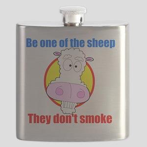 sheep dont smoke Flask