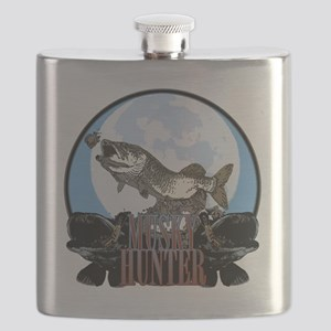 Musky Hunter 7 Flask