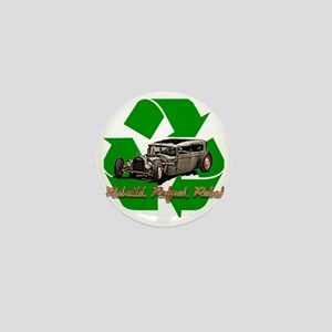 recycle Mini Button