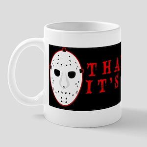 thank_god_its_Friday_Bumper Mug