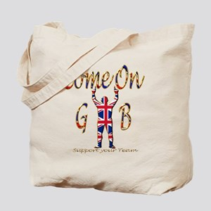 Come on GB Support your Team Tote Bag