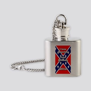nobama  Itouch 4 Flask Necklace
