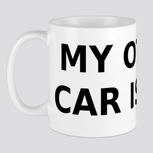 my-other-car-is-cdr Mug