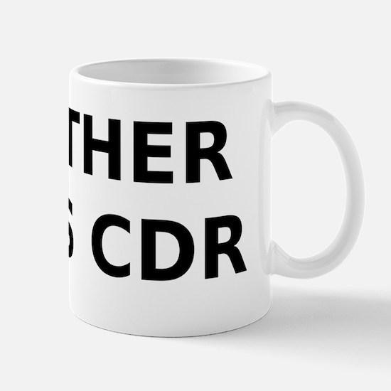 my-other-car-is-cdr Mug