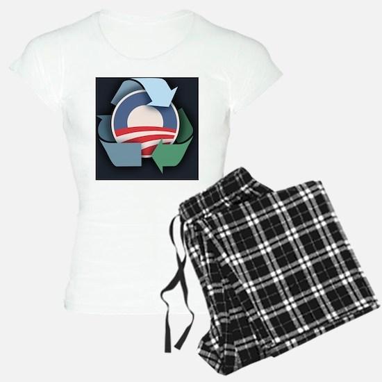 recycle-obama-BUT Pajamas
