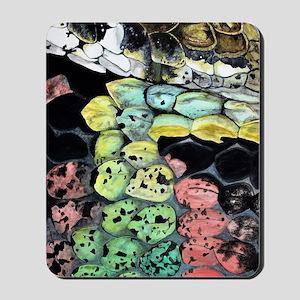 lg-snake-journal Mousepad