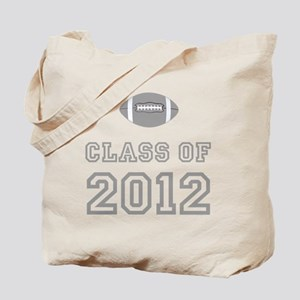 CO2012 Football Gray Tote Bag