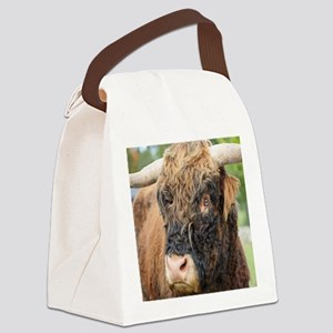 Yakity Yak Canvas Lunch Bag