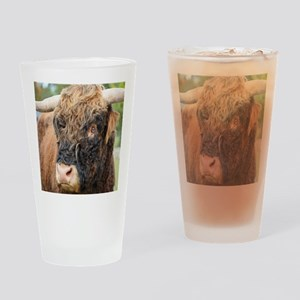 Yakity Yak Drinking Glass