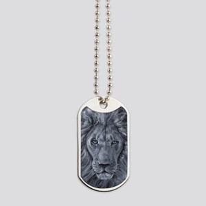 Bold Lion Dog Tags