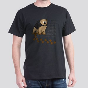 footprints-norfolk-bt copy Dark T-Shirt