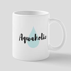 Aquaholic Mugs
